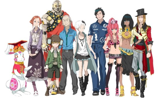 ze characters